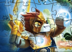 Lego Legendele Chima Puzzle