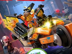 Lego Movie Numere Ascunse