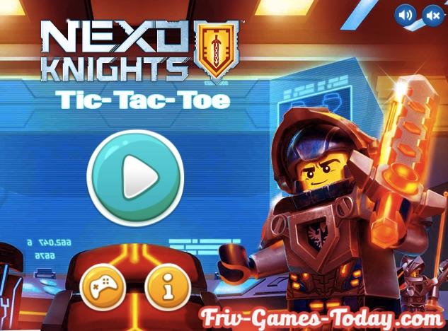 Lego Nexo X si 0
