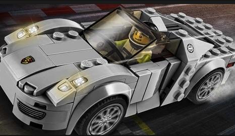 Lego Porsche 918