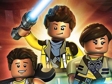 Lego Puzzle cu Razboiul Stelelor