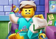 Lego Recuperare in Spital