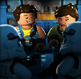 Lego Star Wars Freemaker Adventure…