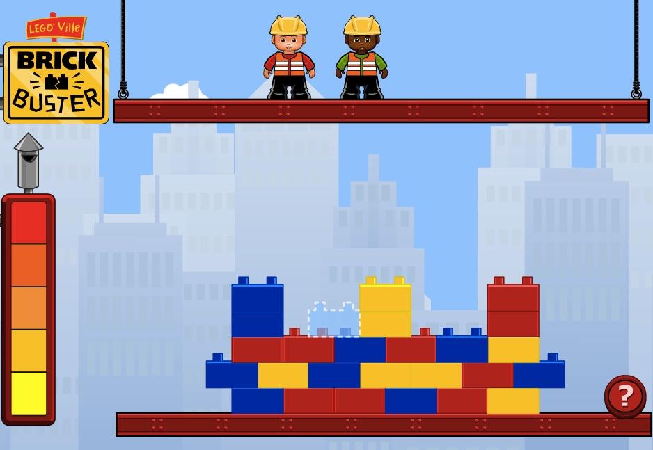 Lego Tetris