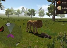 Leul din Salbaticie