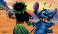 Lilo si Stitch Puzzle