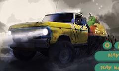 Livrari cu Camioneta de Halloween