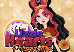 Lizzie Hearts Pregatita de Schimbare