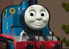 Locomotiva Thomas Drumul Corect
