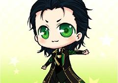 Loki de Imbracat
