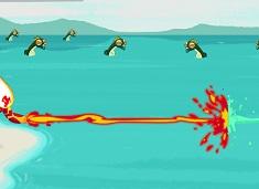 Lupta cu Heatblast