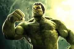 Luptatorul Hulk Puzzle