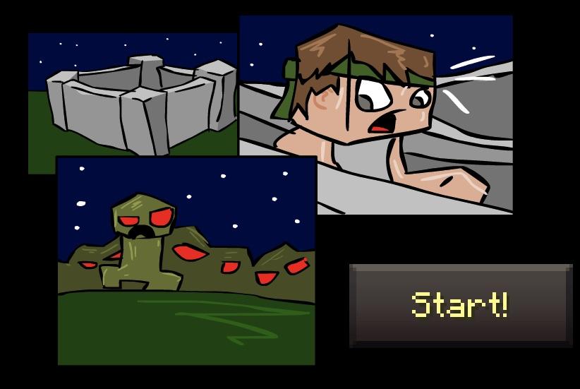 Lupte Minecraft