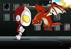 Luptele Ultraman