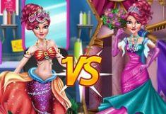 Machiaj de Sirena vs Printesa