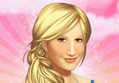 Machiajul lui Ashley Tisdale 2