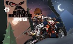 Maimuta cu Motocicleta Iarna
