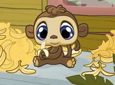 Maimutica si Bananele
