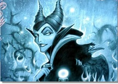 Malefica Maleficent Puzzle