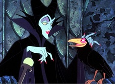 Maleficent si Cioara Puzzle