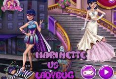 Marinette vs Buburuza