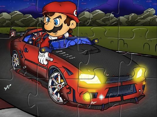Mario Cabrio Puzzle