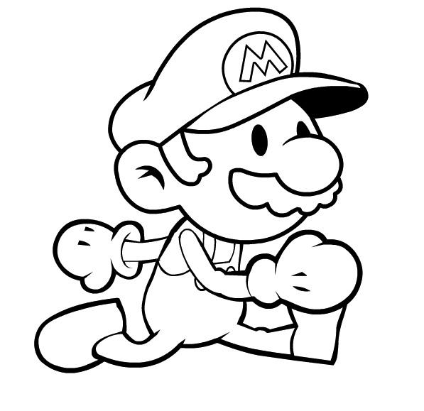 Mario de Colorat