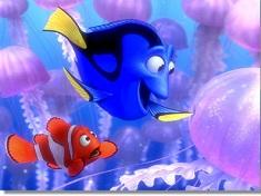 Marlin si Dory si Meduza Puzzle