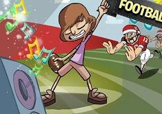 Marvin Danseaza la Fotbal