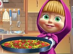 Masha Gateste Pizza