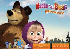 Masha si Ursul de Memorie