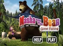 Masha si Ursul la Pescuit Numere…