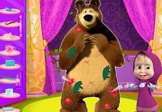 Masha si Ursul Messy