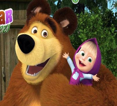 Masha si Ursul Numere Ascunse 2…