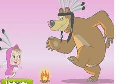 Masha si Ursul Set Puzzle
