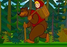 Masha si ursul si Matematica