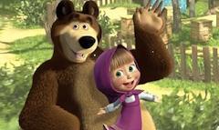 Masha si Ursul Zuma