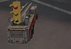 Masina de Pompieri 3D