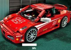 Masina Lego Differente