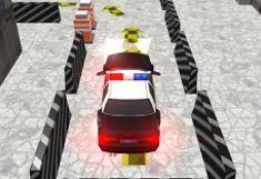 Masini de Politie de Parcat