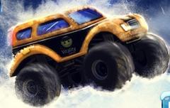 Masini Monstru de Iarna