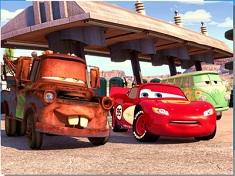 Mater si McQueen Puzzle