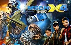 Mech X4 de Memorie 2