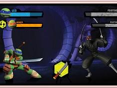 Mega Mutantii Lupta