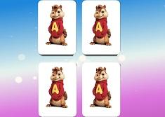 Memoria lui Alvin si Veveritele