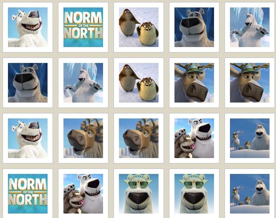 Memoria lui Norm de la Polul Nord