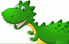 Memorie cu Dinozauri