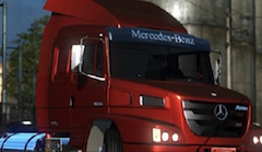 Mercedes Atron