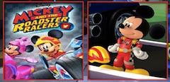 Mickey Mouse Roadster Racers de…