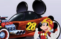 Mickey Mouse si Masinile Roadster